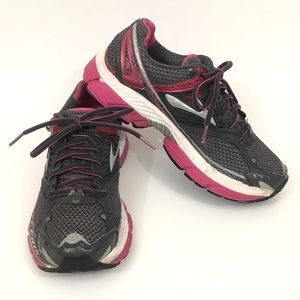 Brooks Glycerin 10 Athletic Running Shoes Sz 7